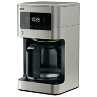 Braun BrewSense Touch Screen Coffee Maker - 12 Cup
