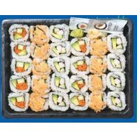 Bento Sushi California Family Pack