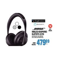 Bose Wireless Headphones Bluetooth
