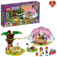 Lego Friends Nature Glamping Or Lego Friends Panda Jungle Tree House
