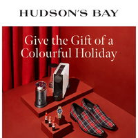 - Weekly Deals - Give The Gift of A Colourful Holiday Flyer