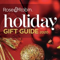 Rexall - Rose & Robin Holiday Gift Guide 2020 Flyer