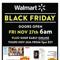 Walmart - Black Friday Sale Flyer