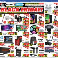 - Black Friday! Flyer