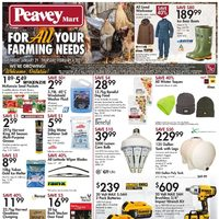 PeaveyMart - Weekly - For All Your Farming Needs Flyer