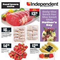 Your Independent Grocer - Weekly Savings Flyer