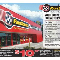 PartSource - Spring Driving Deals! Flyer
