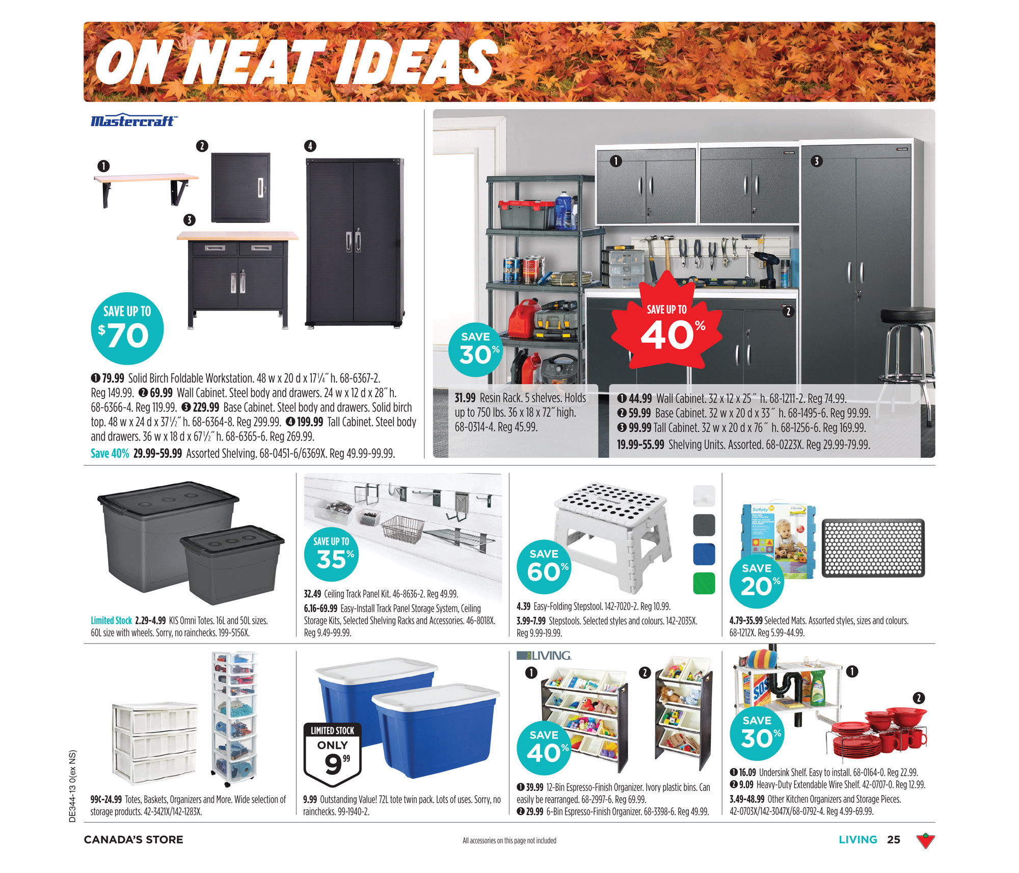 Canadian Tire Weekly Flyer Oct 23 30 Nexon Central Locking Wiring Diagram
