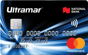 National Bank of Canada MasterCard® Ultramar Credit Card