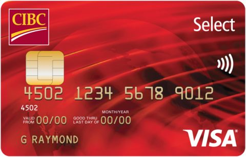 CIBC Select VISA® Card