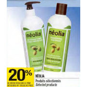20% off Néolia Products
