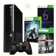 Best Buy: New! Xbox 360 250gb Holiday Bundle With Resident