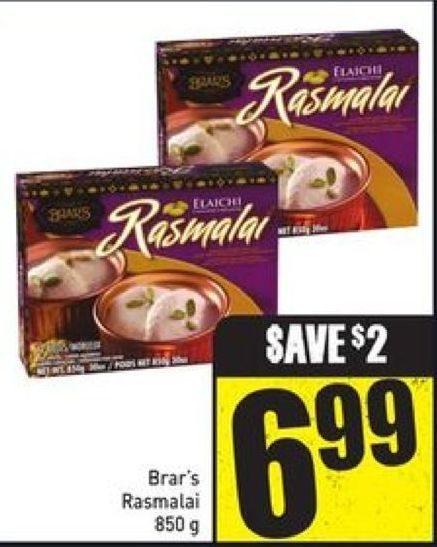 Fresh Co: Brar's Rasmalai - RedFlagDeals com