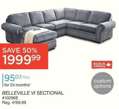 Belleville Sectional Sofa Review