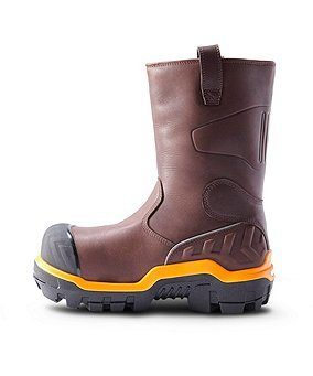Men's Dunlop Leather Work Boots