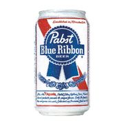 Pabst Blue Ribbon - $1.95 ($0.15 Off)