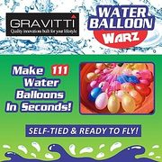 Gravitti Water Balloon - $3.98