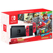 Best Buy: Nintendo Switch Super Mario Odyssey Bundle Now Available for Pre-Order