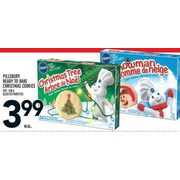 Metro Pillsbury Ready To Bake Christmas Cookies Redflagdeals Com