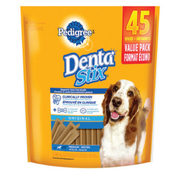 Pedigree Dentastix Dog Treats - $13.99 ($5.00 off)