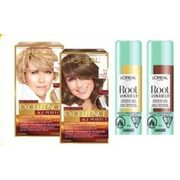 Excellence Hair Colouring Kits Root Cover Up Temporary Concealer Spray - $10.99/with coupon ($1.00 off)