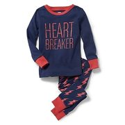 """heart Breaker"" Sleep Set For Toddler & Baby - $15.50 ($4.44 Off)"