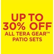 All Tera Gear Patio Sets - Up to 30% off