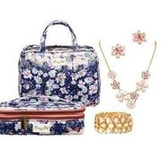 All Cosmetic Bags or Kit Jewellery - BOGO 50% off