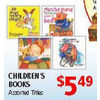 Childrens Books - $5.49