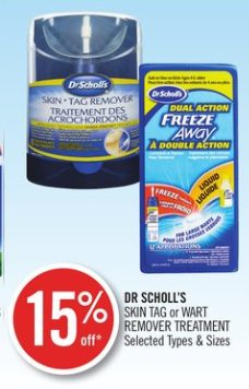 Shoppers Drug Mart Dr Scholl S Skin Tag Or Wart Remover