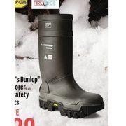 8629137de55 Mark's: Dunlop, Vibram, Fire Ice Men's Dunlop Explorer PU ...