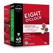 Keurig® Eight O'clock K-cup® Pods Discovery Box, 40-pk - $16.88 ($3.00 Off)
