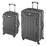 Outbound Hardside Spinner Luggage Set, 2-pc - $79.99 ($180.00 Off)