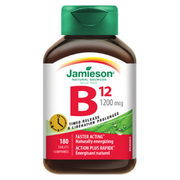 Jamieson B12 Timed-Release Vitamins - $4.00 off