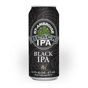 St Ambroise Black Ipa - $2.50 ($0.50 Off)