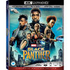 Black Panther (English) (4K Ultra HD) (Blu-ray Combo) (2018) - $24.99 ($10.00 off)