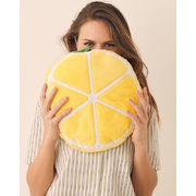 Lemon Hot Water Bottle - $14.99 ($7.96 Off)