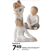 Willow Tree Products - Starting at $7.49