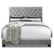 Candace Queen Fabric Bed - $299.00