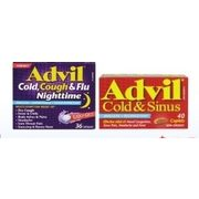Advil Cold Relief Products - $12.99