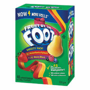 General Mills Fruit by the Foot - $9.99 ($3.00 off)