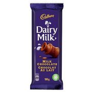 Cadbury Chocolate Bars - $1.78/100 g ($0.20 off)
