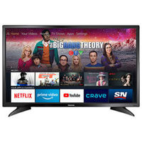 "[Toshiba Smart LED Fire TV Edition - 32""  - $219.99 ($80.00 off)]"