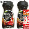 Nescafe Instant Coffee - $3.99 ($2.00 off)