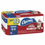 Amazon.ca: Charmin Ultra Strong Toilet Paper, 24 Triple Rolls $12.27 with Subscribe & Save (regularly $19.46)