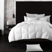 Goose Feather Filled Duvet - Double - $44.97 (25% off)