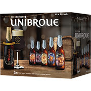 Unibroue - Collection Pack - $21.49 ($2.00 Off)