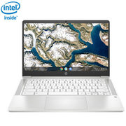 "HP 14"" Chromebook - Mineral Silver  - $299.99 ($100.00 off)"