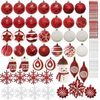 70-Count Shatterproof Ornament Sets - $34.98