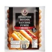 Butcher's Selection Stampede Hot Dogs  - $4.99